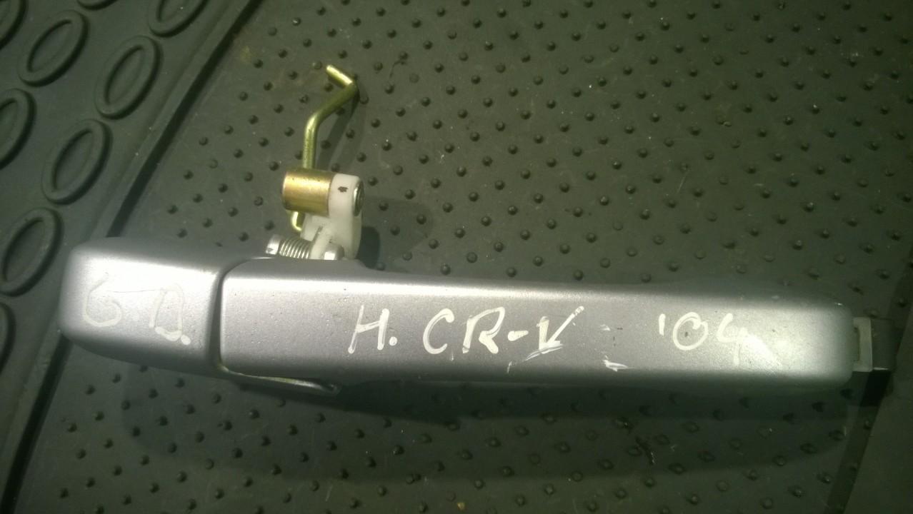 Duru isorine rankenele G.D. NENUSTATYTA NENUSTATYTA Honda CR-V 1998 2.0