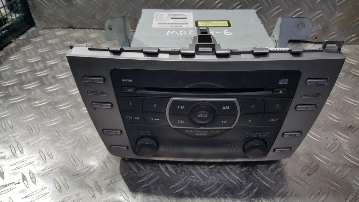 Automagnetola CQMM4770AT CQ-MM4770AT Mazda 6 2004 2.0