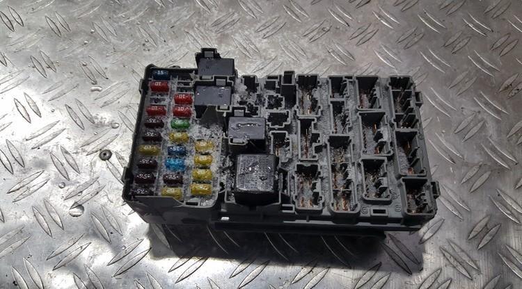 Блок комфорта 3820AS9AE100 3820A-S9A-E100 Honda CR-V 2003 2.0