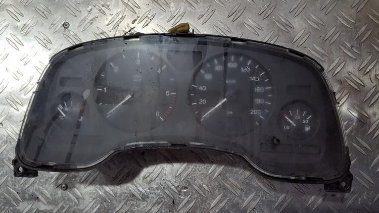 Spidometras - prietaisu skydelis 88311258 90561451qk, 110.008.830 Opel ASTRA 2002 1.7