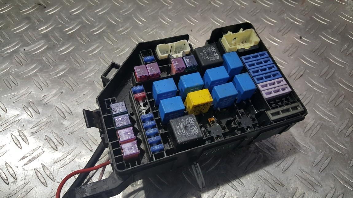 912102e000 n91232-2e120-0b, 91210-2e000 fuse box hyundai tucson 2007 2 0