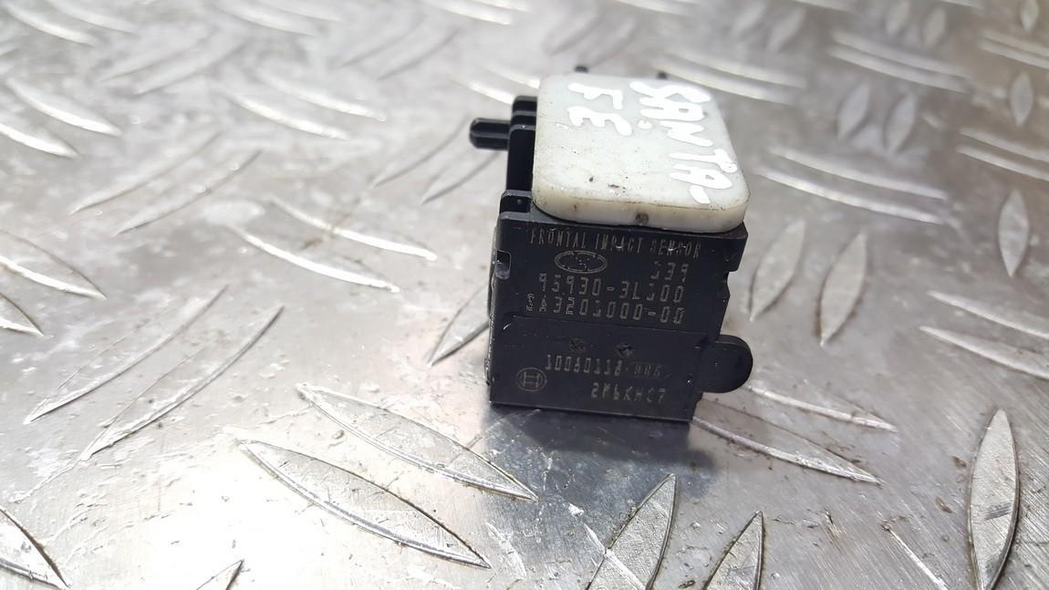 Srs Airbag crash sensor Hyundai Santa Fe 2007    0.0 959303L100