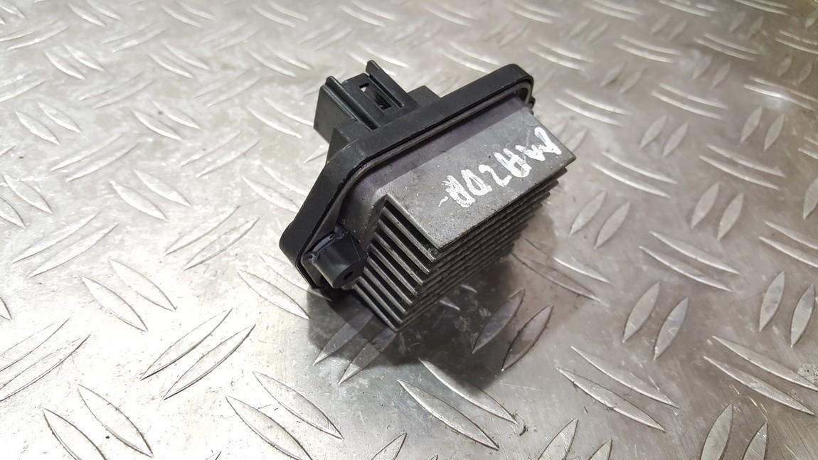 Heater Resistor Mazda 6 2006    2.0 HB180GJ6A
