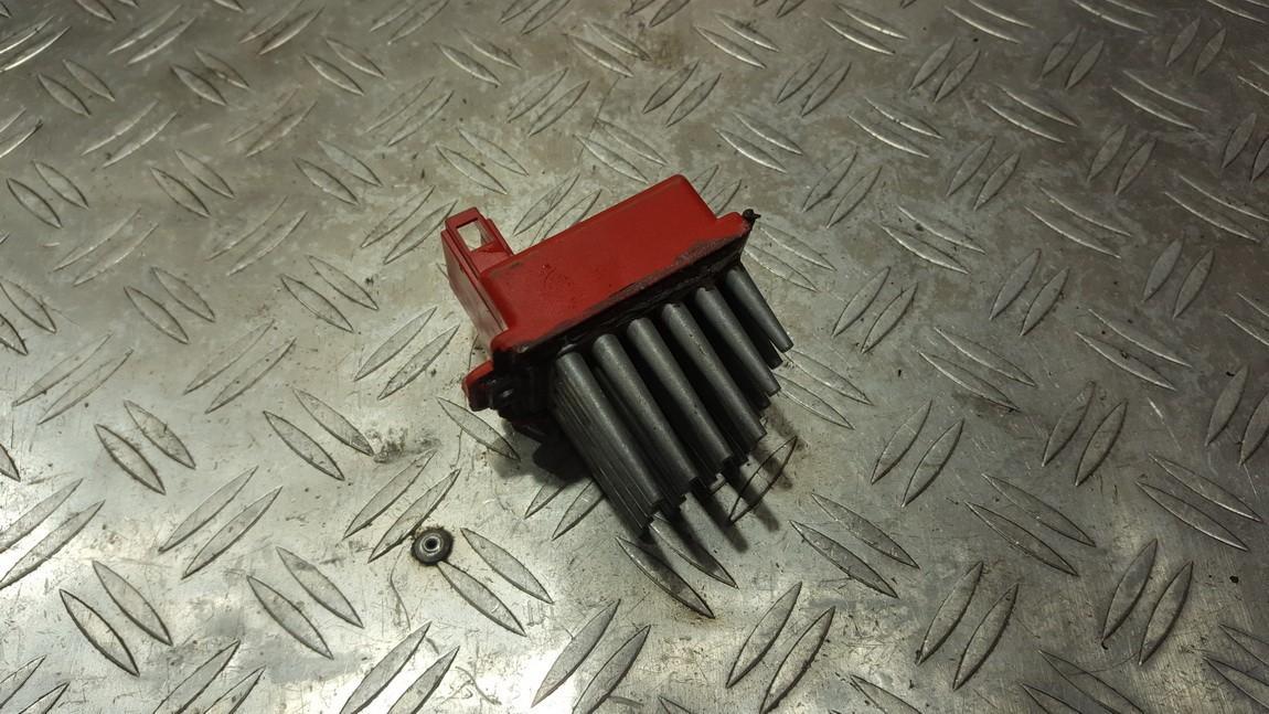 Heater Resistor Audi A4 1998    2.0 357907521