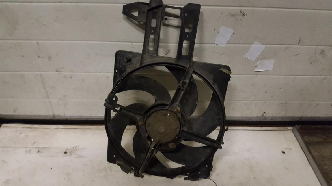 Difuzorius (radiatoriaus ventiliatorius) 94ab8146aa n/a Ford ESCORT 1998 2.0