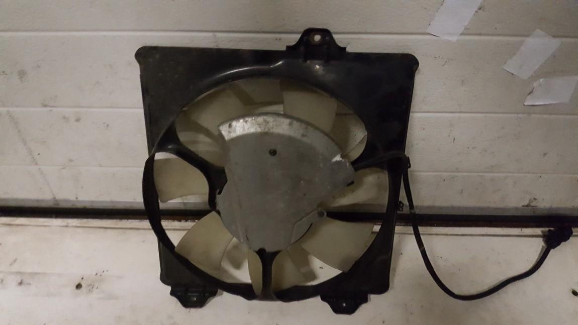 диффузор (вентилятор радиатора) NENUSTATYTA n/a Toyota RAV-4 2003 2.0