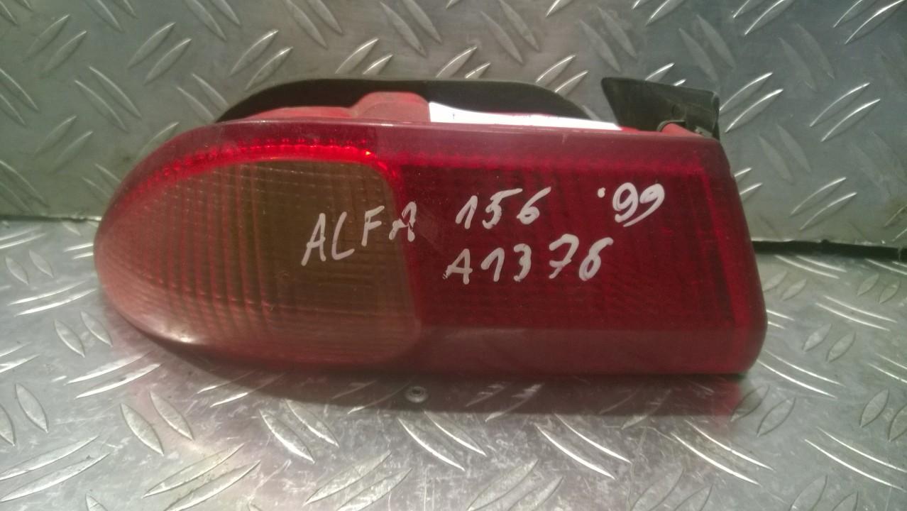 Galinis Zibintas G.K. 29042001 NENUSTATYTA Alfa-Romeo 156 1999 1.8