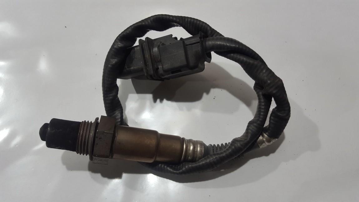 Лямбда-зонд 5 провода, БЕЛЫЙ черный желтый серый красный 0281004129 55564978 Opel CORSA 1997 1.7
