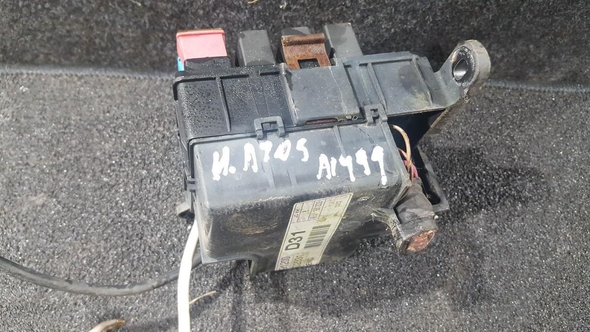 91200 02331 fuse box hyundai atos 1999 1 0l 13eur eis00173507