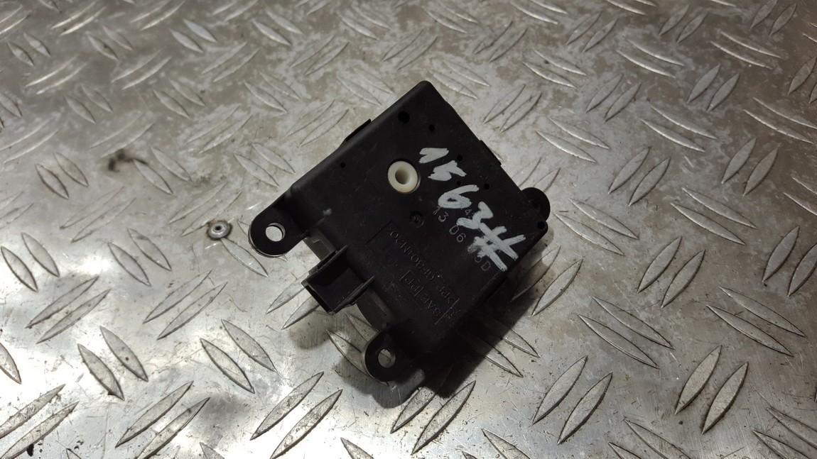 Peciuko sklendes varikliukas NENUSTATYTA n/a Nissan ALMERA 2006 1.5
