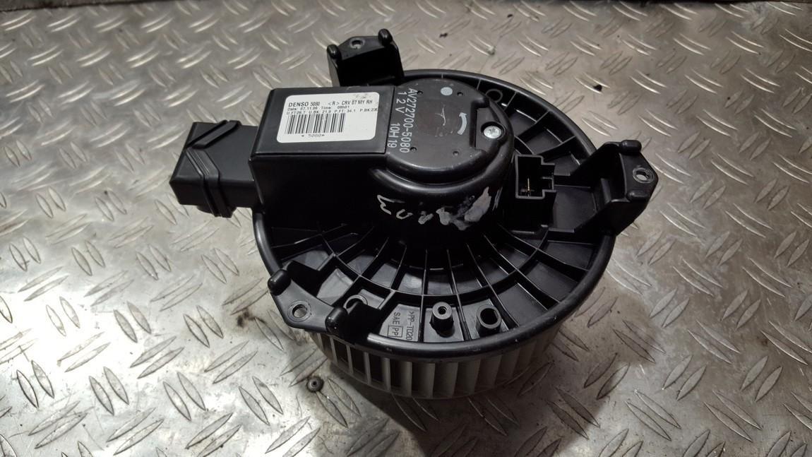 Вентилятор салона av2727005080 av272700-5080, 5080 Honda CR-V 2003 2.0