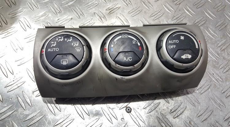 Панель управления климат-контролем D026Z NENUSTATYTA Honda CR-V 2003 2.0