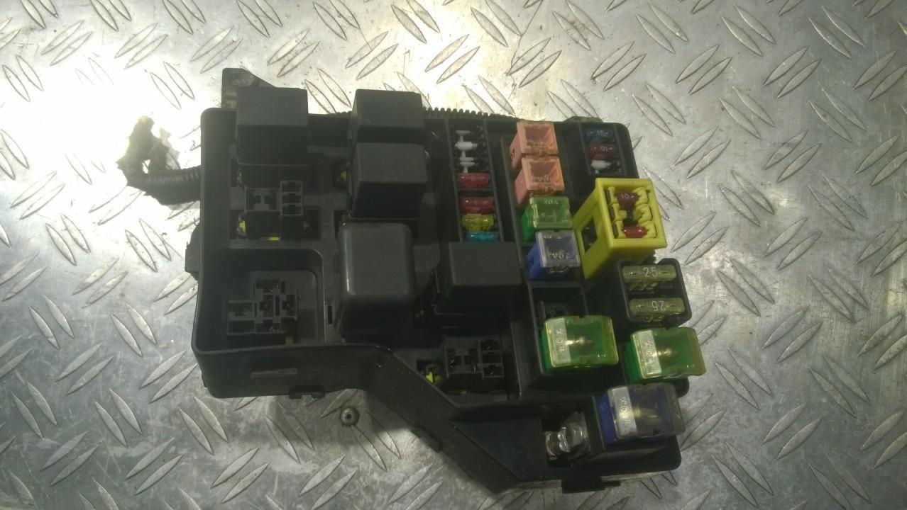 Блок предохранителей MB95338211 123456789012, A09792 Mitsubishi CARISMA 1996 1.6