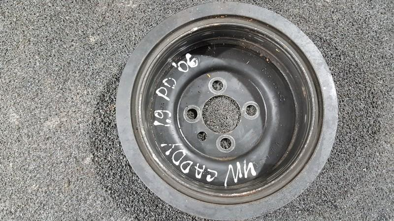 Alkuninio veleno dantratis (skyvas - skriemulys) 03g105243 nenustatyta Volkswagen CADDY 2008 1.9