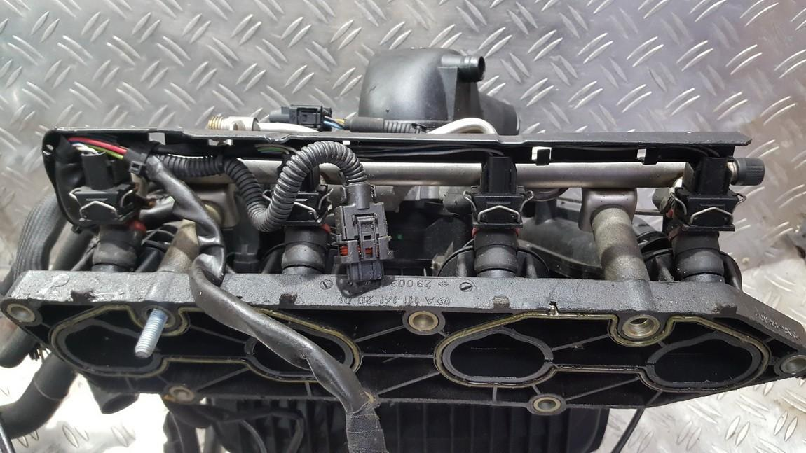 Топливная система (Магистральная трубка топлива) NENUSTATYTA nenustatyta Mercedes-Benz C-CLASS 2004 1.8