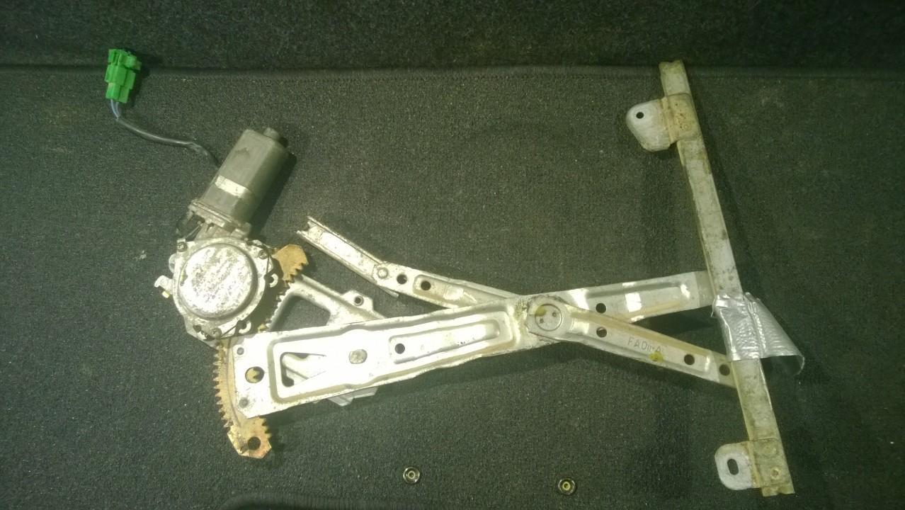 Duru lango pakelejas P.K. FA012B FA011A Subaru IMPREZA 1994 1.8