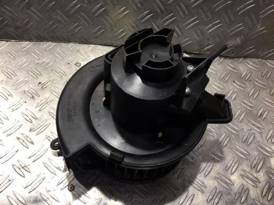 Heater blower assy 9002249 90437893 Opel ZAFIRA 2002 2.2