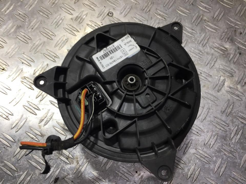 Salono ventiliatorius 1s7h18456bd 9020007, 12v, bk6ja Jaguar X-TYPE 2004 2.5