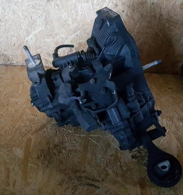Gearbox NENUSTATYTA NENUSTATYTA Fiat DOBLO 2008 1.9