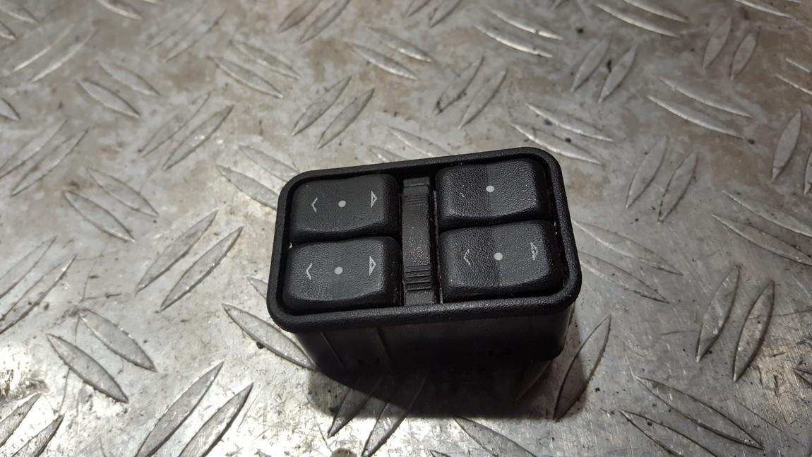 Stiklo valdymo mygtukas (lango pakeliko mygtukai) 90561086 13363401 Opel ASTRA 2000 2.0