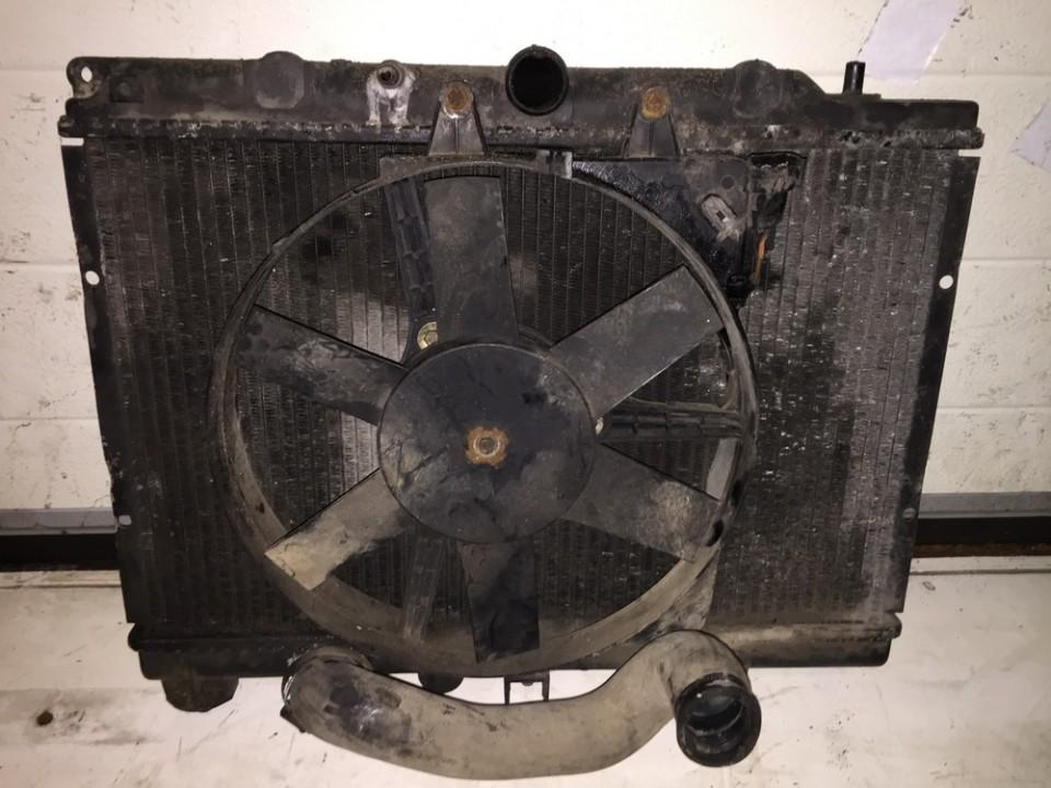 Difuzorius (radiatoriaus ventiliatorius) NENUSTATYTA n/a Rover 25 2002 1.4