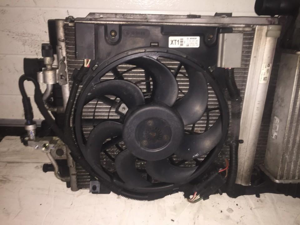 Difuzorius (radiatoriaus ventiliatoriaus) 0130303960 n/a Opel ASTRA 1994 1.7
