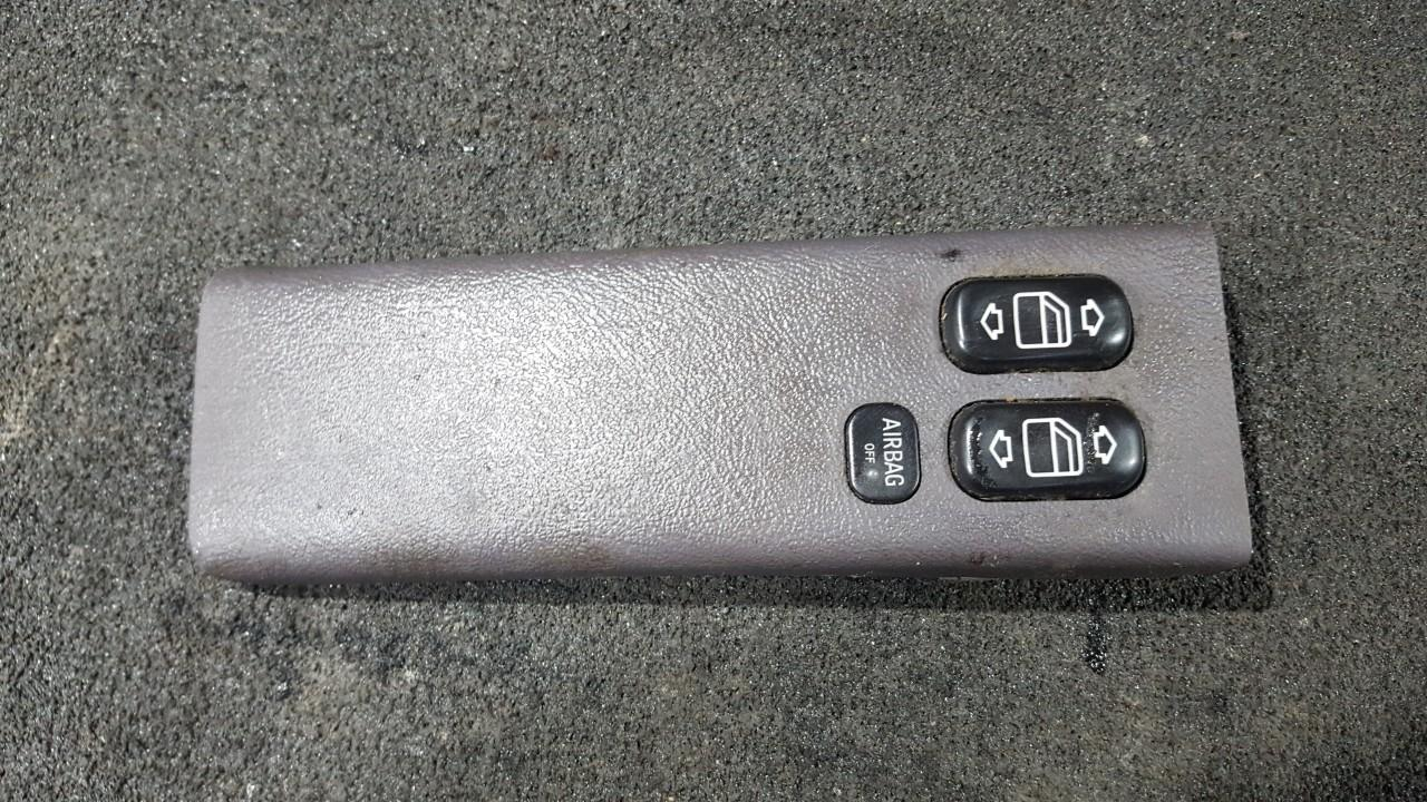 Stiklo valdymo mygtukas (lango pakeliko mygtukai) 526500 NENUSTATYTA Mercedes-Benz A-CLASS 2002 1.7