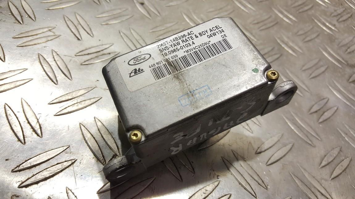 ESP greitejimo sensorius 2M5T14B296AC 2M5T-14B296-AC, 10.0985-0103.4, 10.09850103.4, 10098501034, 04W134 Jaguar S-TYPE 2005 2.7