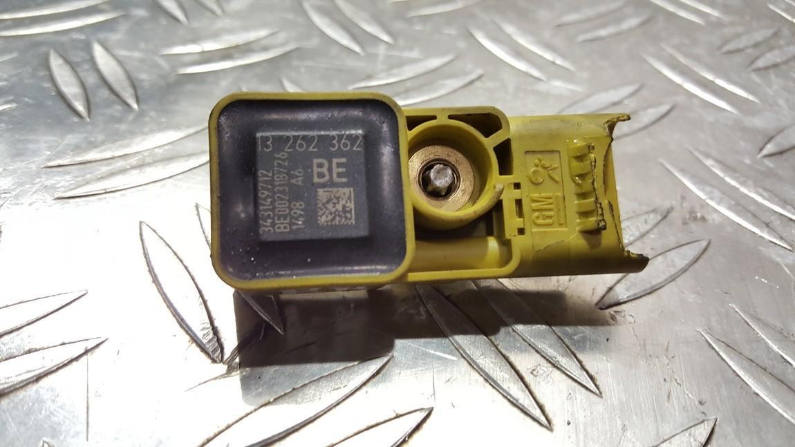 Srs Airbag daviklis 13262362 343149712,  Opel CORSA 2000 1.0