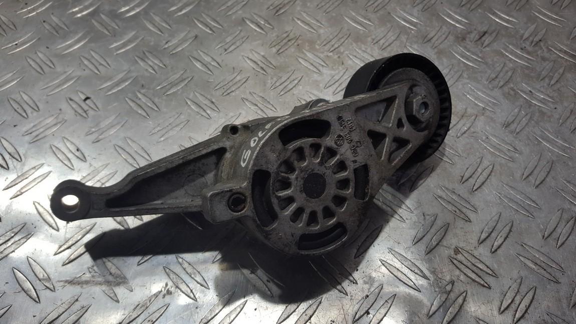Tensioner Belt (Gates Tensioner Pulley) 036903315D NENUSTAYTA Volkswagen GOLF 1992 1.4