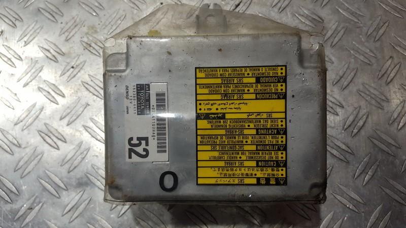 SRS AIRBAG KOMPIUTERIS - ORO PAGALVIU VALDYMO BLOKAS 8917048060 89170-48060, 152300-6411 Lexus RX - CLASS 2005 3.5