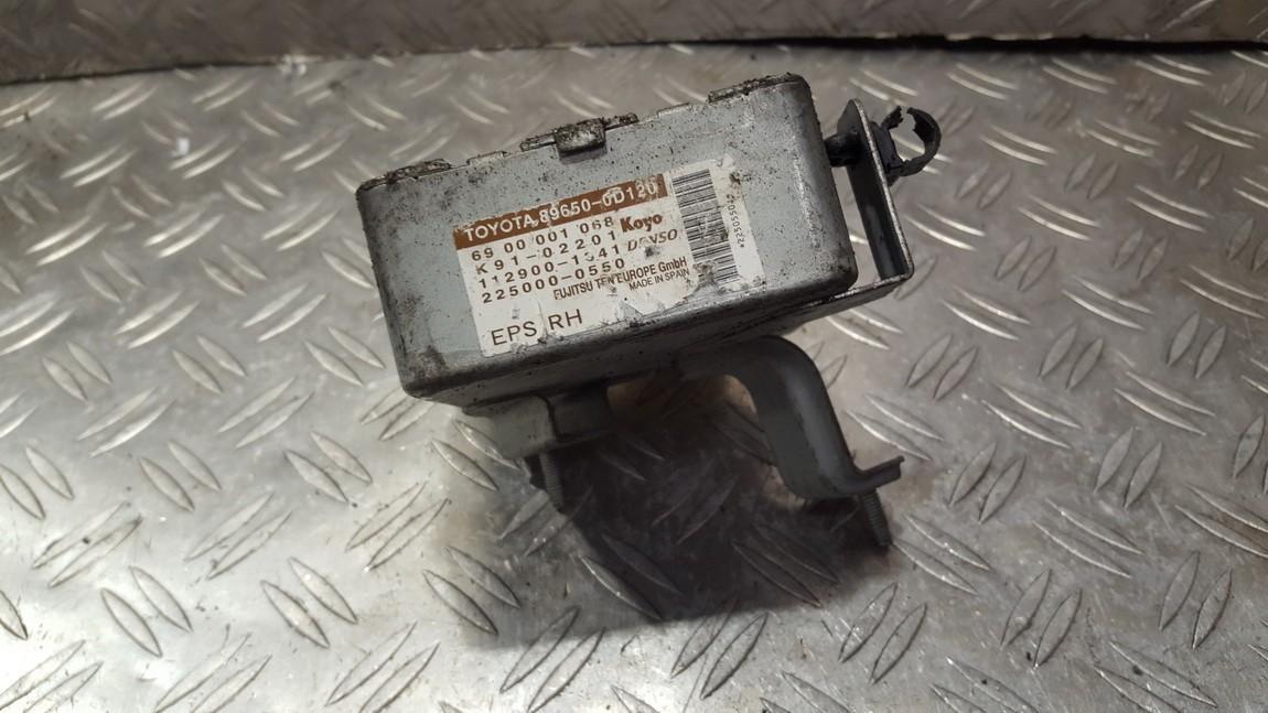 Power Steering ECU (steering control module) Toyota Yaris 2007    1.3 1129001341