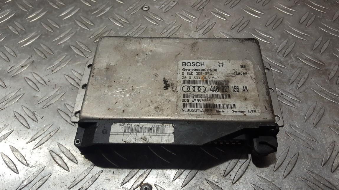 Transmission Computer  Audi A6 1995    0.0 0260002396