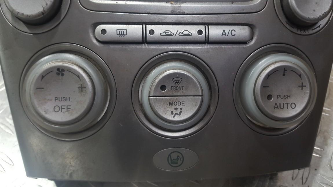 Peciuko valdymas qm15e2e n/a Mazda 6 2002 2.3