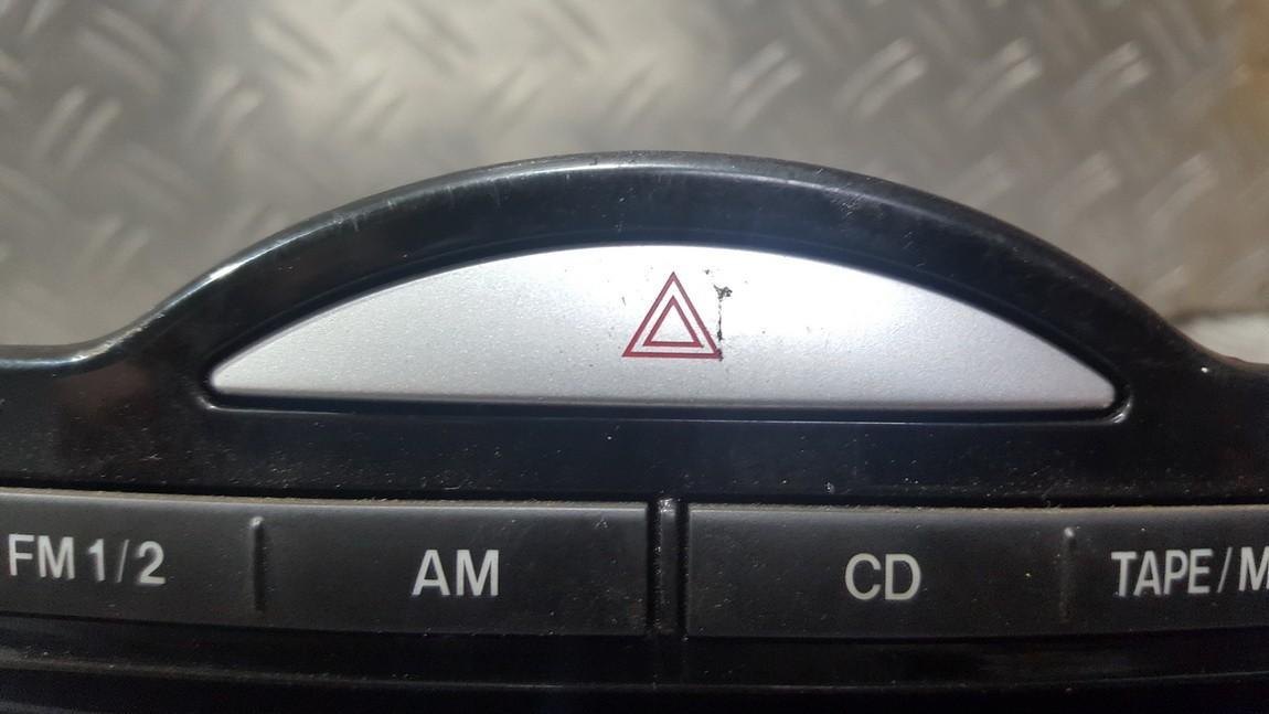 Avarinio jungiklis NENUSTATYTA n/a Mazda RX-8 2007 2.6