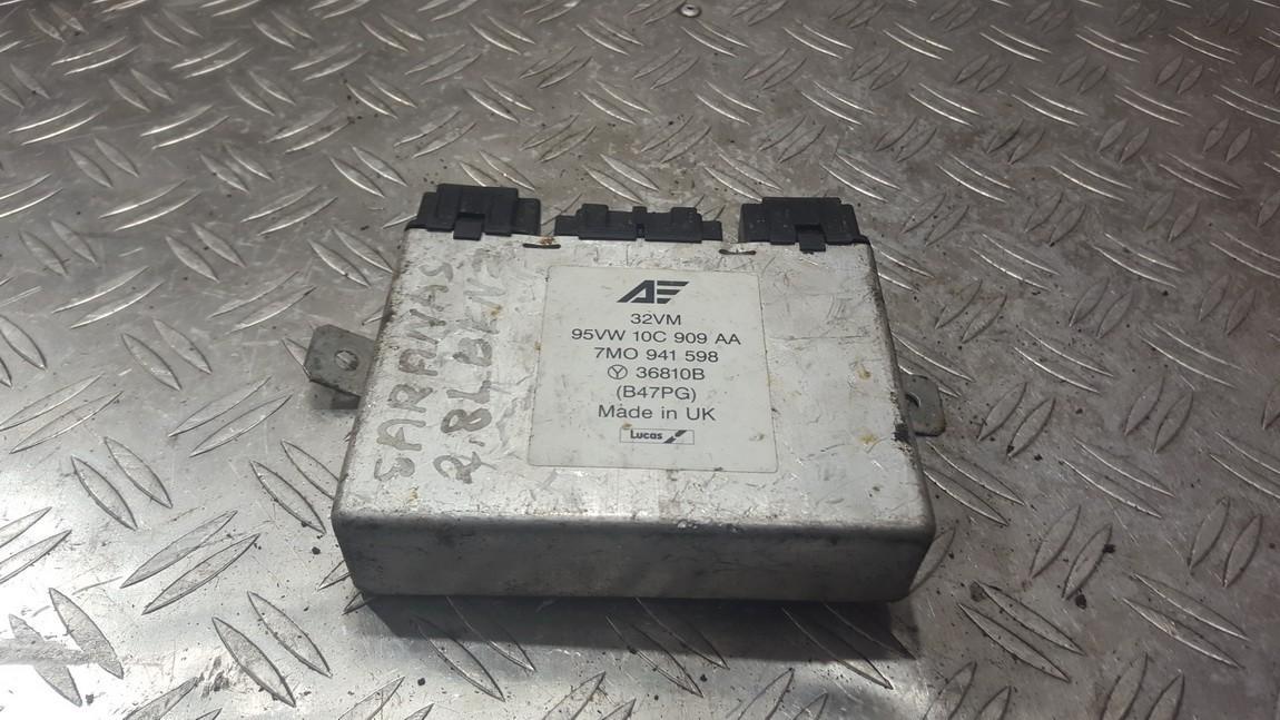 Switch, Headlight Volkswagen Sharan 1998    2.0 95vw10c909aa