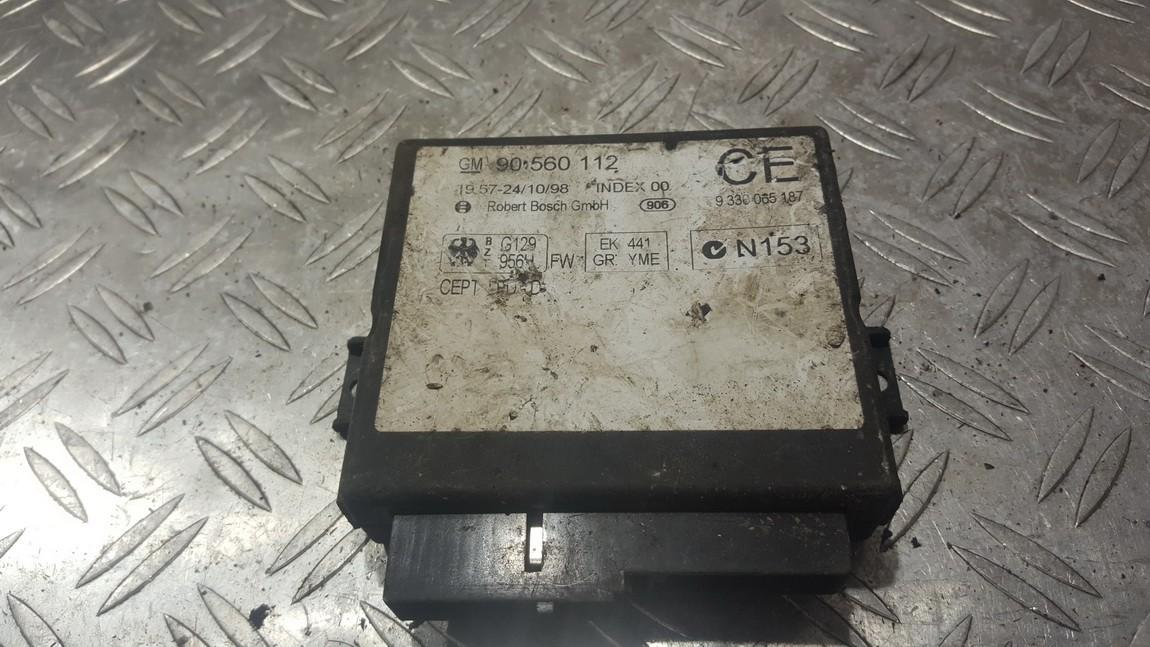 Komforto blokas 90560112ce 90560112 Opel ASTRA 1998 2.0