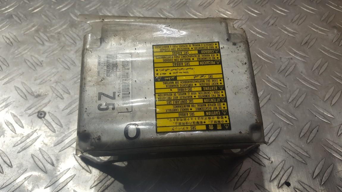 SRS AIRBAG KOMPIUTERIS - ORO PAGALVIU VALDYMO BLOKAS 8917048210 152300-7621 Lexus RX - CLASS 2004 3.0