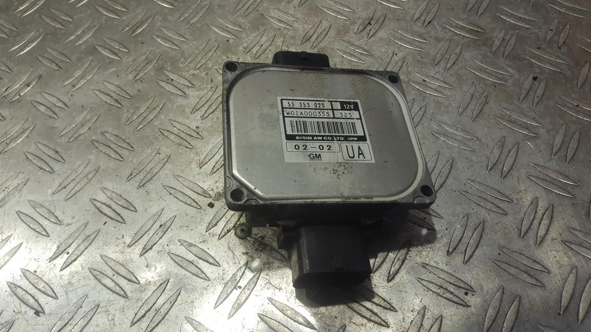 Transmission Computer  Opel Vectra 2003    2.2 55353020