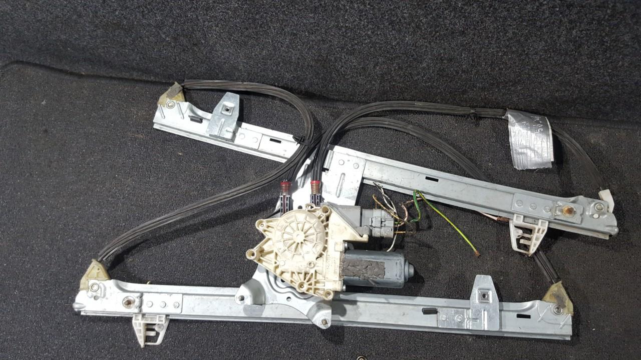 Door winder mechanism (Window Regulator) front right side NENUSTATYTA NENUSTATYTA Citroen XSARA PICASSO 2002 2.0