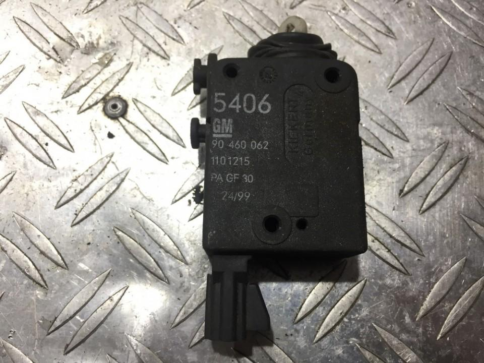 Central locking motor Opel Zafira 2002    0.0 90460062