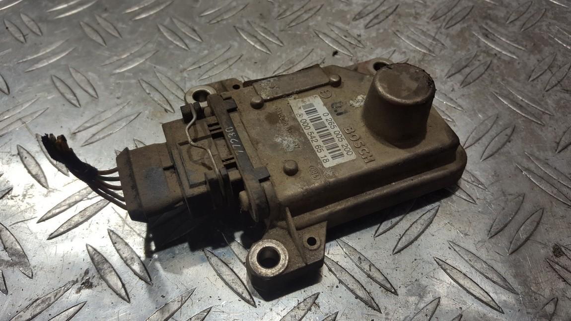 ESP PML BAS CONTROL UNIT ECU Mercedes-Benz A-CLASS 2001    1.4 0265005200