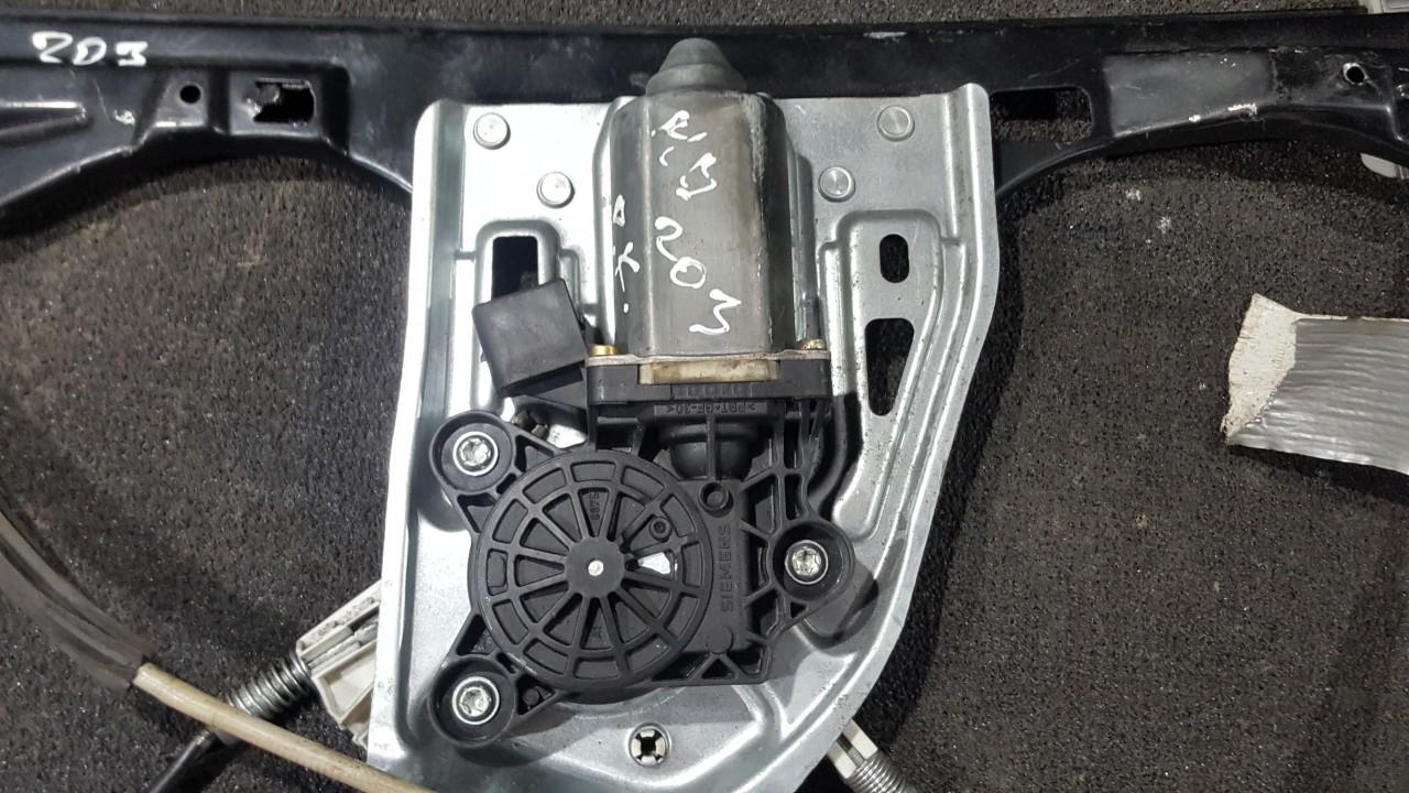 Duru lango pakelejo varikliukas P.K. 119651105 77430030, 0418120608, A2208204642, 100284XXX Mercedes-Benz C-CLASS 2007 1.8
