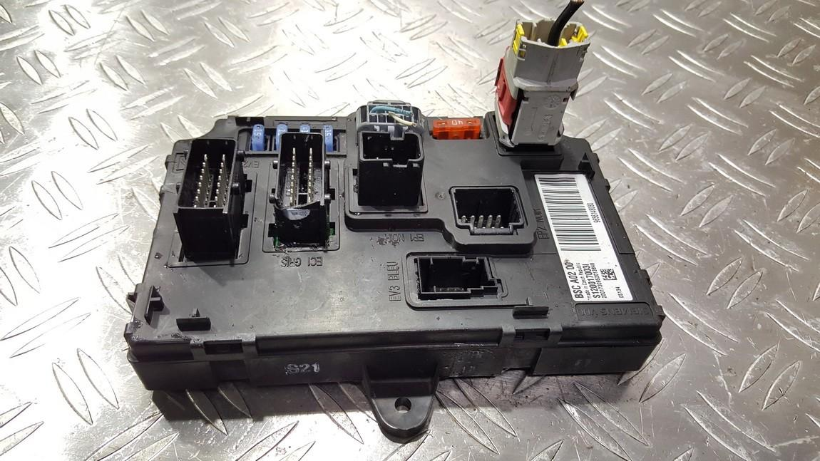 Komforto blokas BSCA0200 S120017003I, 9656148080 Peugeot 407 2005 2.0