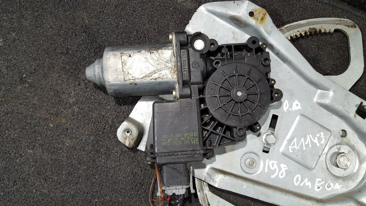 Window Motor Front Right 90520248 193797300, 0536004402, 77430007 Opel OMEGA 1994 2.5