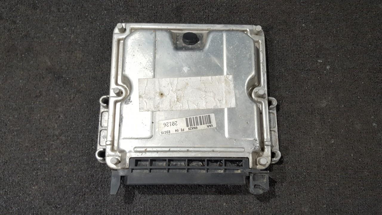 Блок управления двигателем 0281010137 9635158480, 991215, 28FM0152, 70460471, 97215, 20126, 6NA2XFE02EDC15 Citroen XSARA PICASSO 2003 1.8
