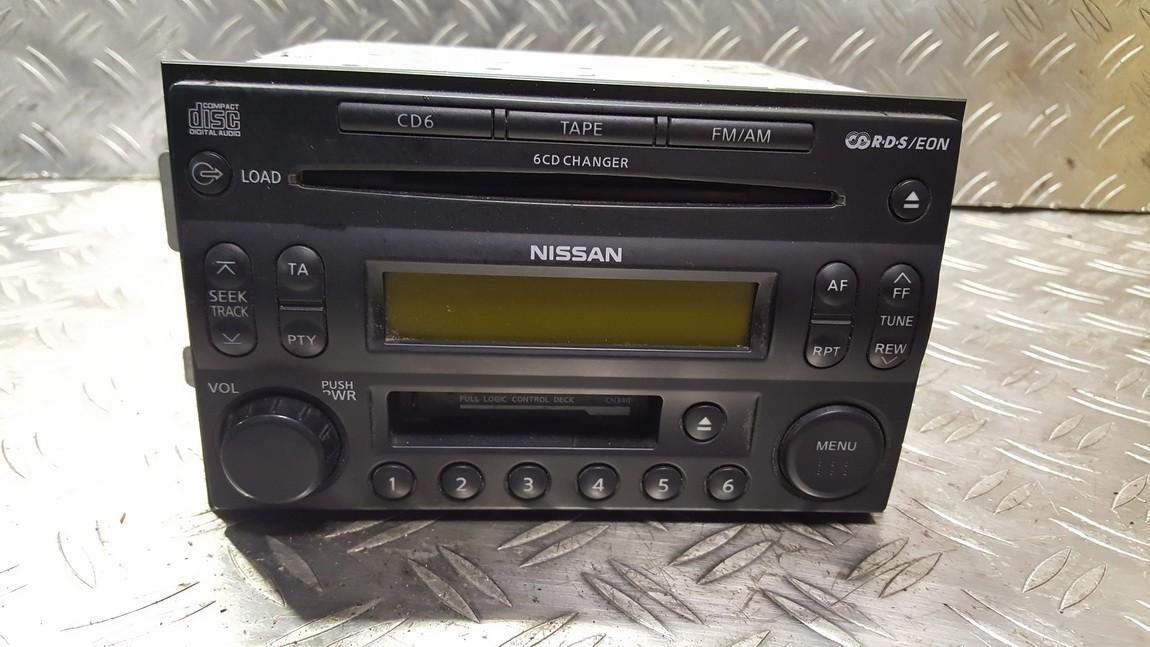Autoradio Nissan X-Trail 2004    0.0 28188EQ300