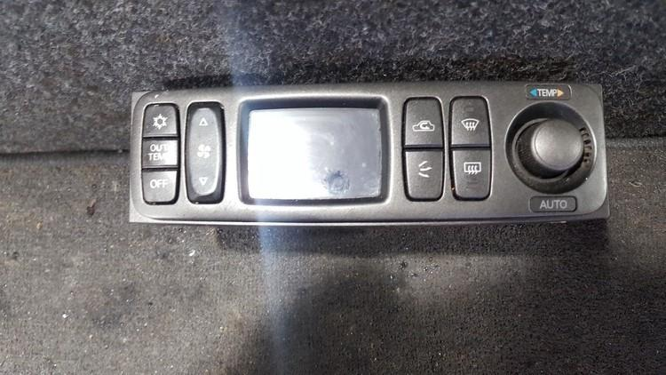 Climate Control Panel (heater control switches) Mitsubishi  Galant, 1996.09 - 2004.10
