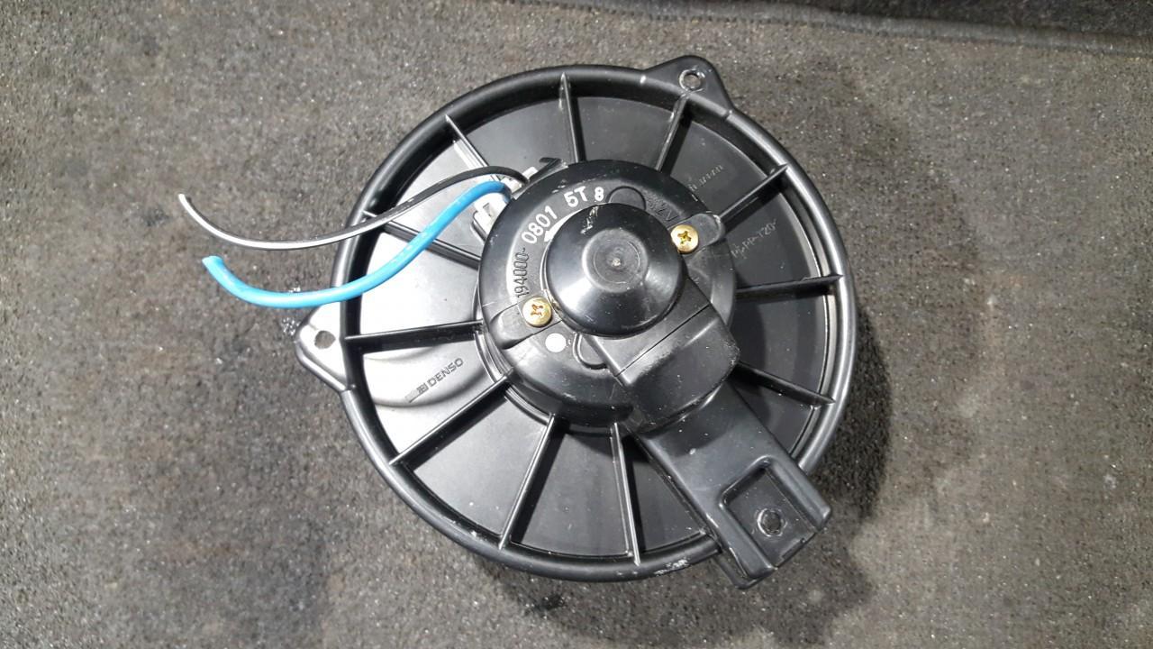 Heater blower assy Mitsubishi Galant 1999    2.0 19400008015T8