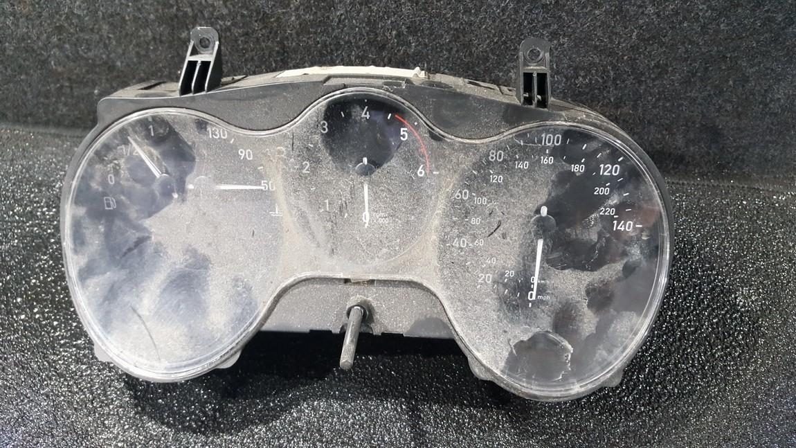 Seat  Altea Speedometers - Cockpit - Speedo Clocks Instrument